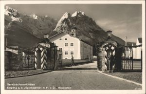 Garmisch-Partenkirchen Garmisch-Partenkirchen Jaegerkaserne x / Garmisch-Partenkirchen /Garmisch-Partenkirchen LKR