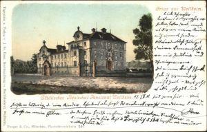 Weilheim Oberbayern Weilheim Oberbayern Schule Pensionat x / Weilheim i.OB /Weilheim-Schongau LKR