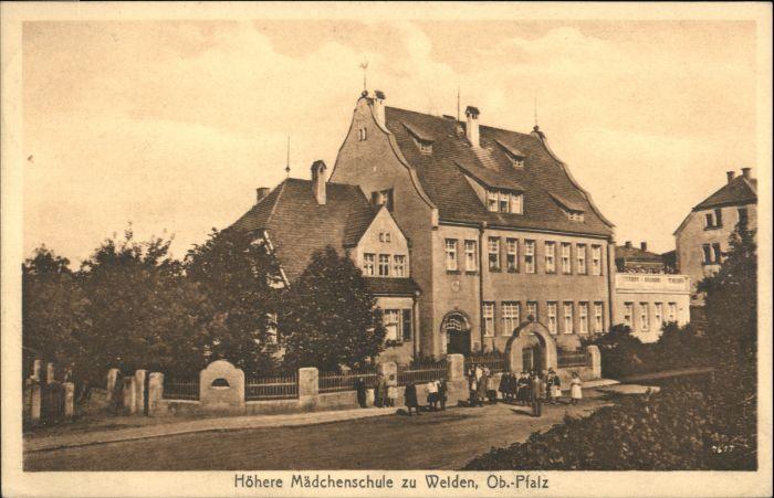 Weiden Oberpfalz Weiden Oberpfalz Schule x / Weiden i.d.OPf. /Weiden Stadtkreis