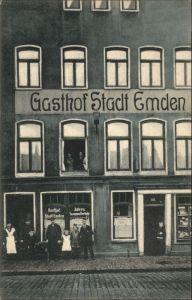 Emden Ostfriesland Gasthof Stadt Emden * / Emden /Emden Stadtkreis