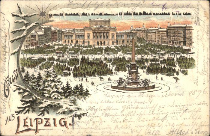 Leipzig Leipzig  x / Leipzig /Leipzig Stadtkreis