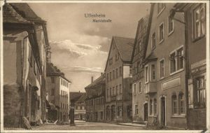 Uffenheim Uffenheim Marktstrasse * / Uffenheim /Neustadt Aisch-Bad Windsheim LKR