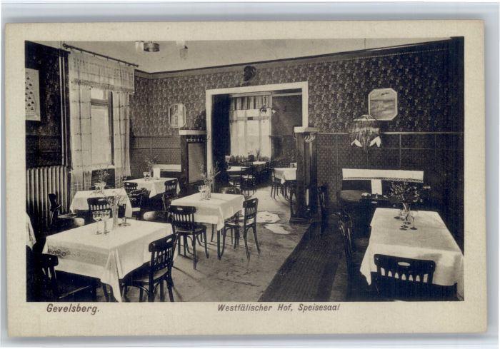 Gevelsberg Gevelsberg Hotel Westfaelischer Hof * / Gevelsberg /Ennepe-Ruhr-Kreis LKR