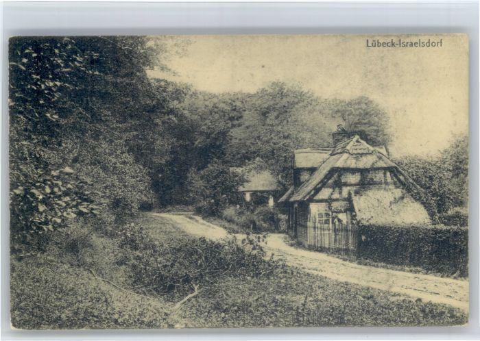 Israelsdorf Israelsdorf  x / Luebeck /Luebeck Stadtkreis