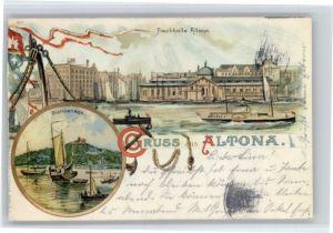 Altona Hamburg Altona Hamburg Fischhalle Blankenese x / Hamburg /Hamburg Stadtkreis