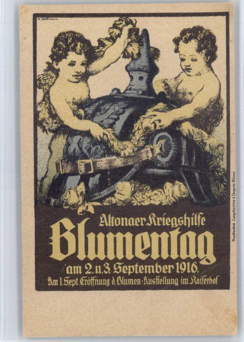 Altona Hamburg Altona Hamburg Blumentag * / Hamburg /Hamburg Stadtkreis