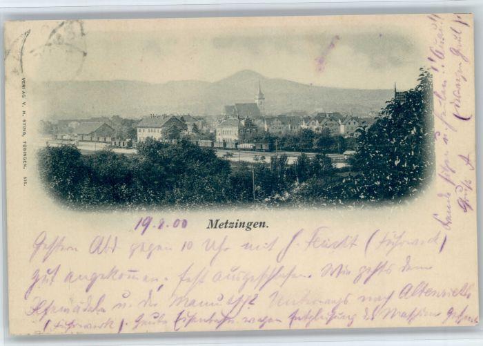 Metzingen Metzingen  x / Metzingen /Reutlingen LKR