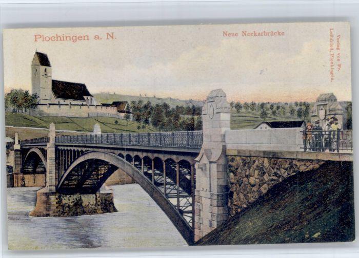 Plochingen Plochingen Neckarbruecke * / Plochingen /Esslingen LKR