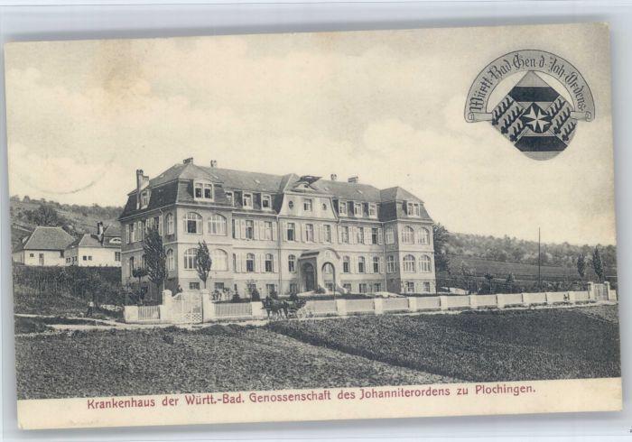 Plochingen Plochingen Krankenhaus  x / Plochingen /Esslingen LKR