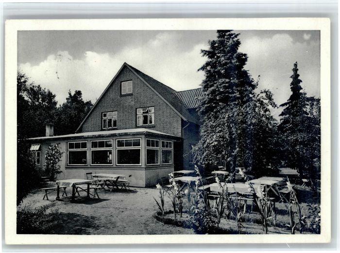 Undeloh Undeloh Waldheim Undeloh Cafe Pension x / Undeloh /Harburg LKR
