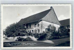 Combremont-le-Petit Combremont-le-Petit Ecusson Vaudois * / Combremont-le-Petit /Bz. Payerne