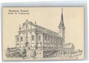 Marbach LU Marbach LU Kirche * / Marbach LU /Bz. Entlebuch