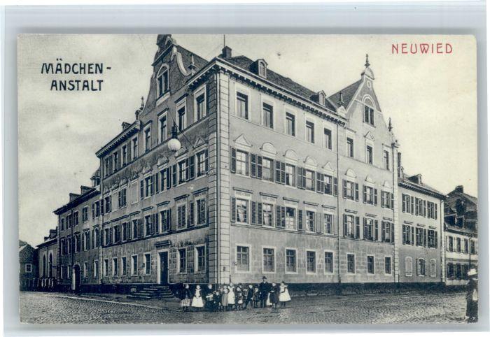 Neuwied Rhein Neuwied Maedchen Anstalt * / Neuwied /Neuwied LKR