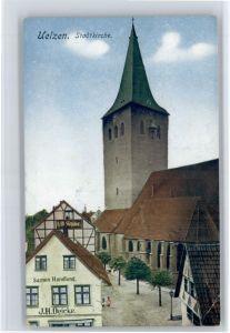 Uelzen Lueneburger Heide Uelzen Kirche x / Uelzen /Uelzen LKR