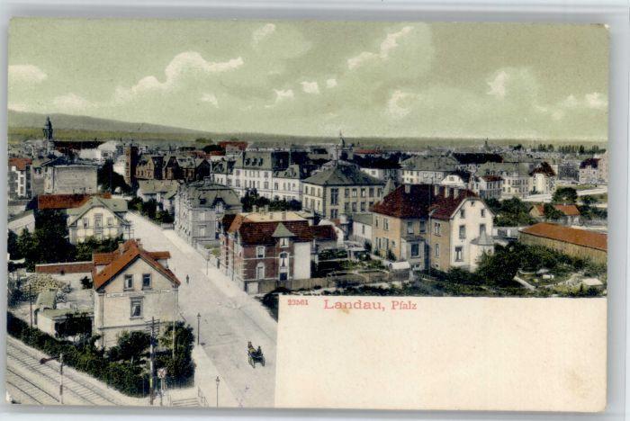 Landau Pfalz Landau  * / Landau in der Pfalz /Landau Pfalz Stadtkreis