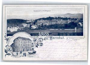 Herrnhut Herrnhut  x / Herrnhut /Goerlitz LKR