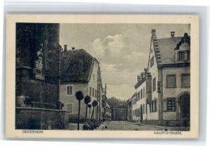 Deidesheim Deidesheim Hauptstrasse * / Deidesheim /Bad Duerkheim LKR
