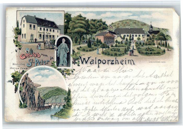 Walporzheim Walporzheim St Peter x / Bad Neuenahr-Ahrweiler /Ahrweiler LKR