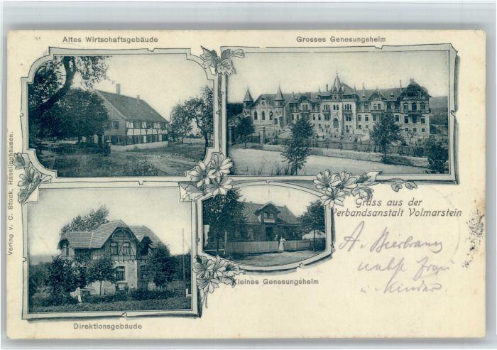 Volmarstein Volmarstein Genesungsheim  x / Wetter (Ruhr) /Ennepe-Ruhr-Kreis LKR