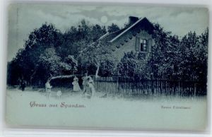 Spandau Spandau Forsthaus * / Berlin /Berlin Stadtkreis