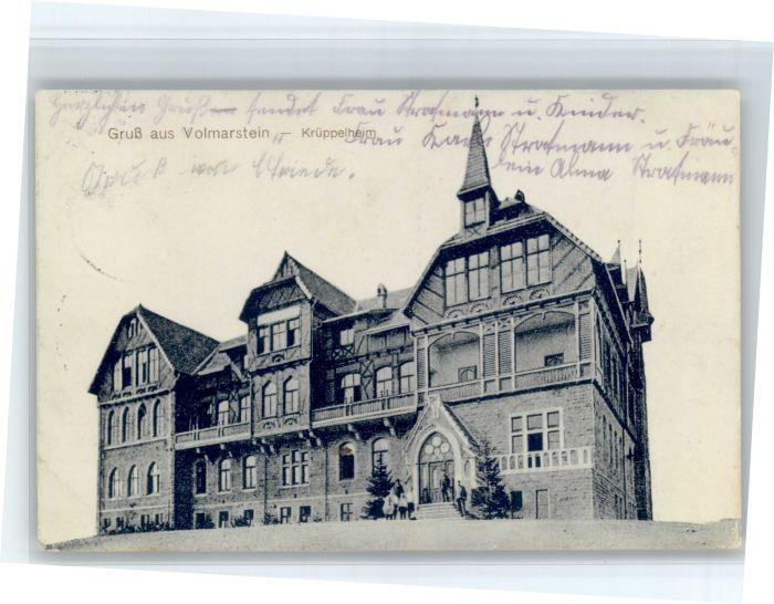 Volmarstein Volmarstein Krueppelheim x / Wetter (Ruhr) /Ennepe-Ruhr-Kreis LKR