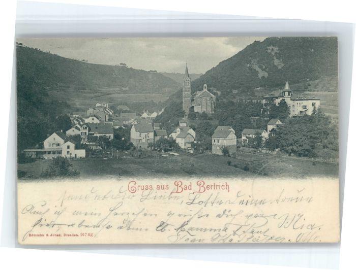 Bad Bertrich Bad Bertrich  x / Bad Bertrich /Cochem-Zell LKR