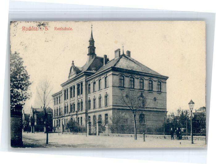 Rochlitz Sachsen Rochlitz Schule x / Rochlitz /Mittelsachsen LKR