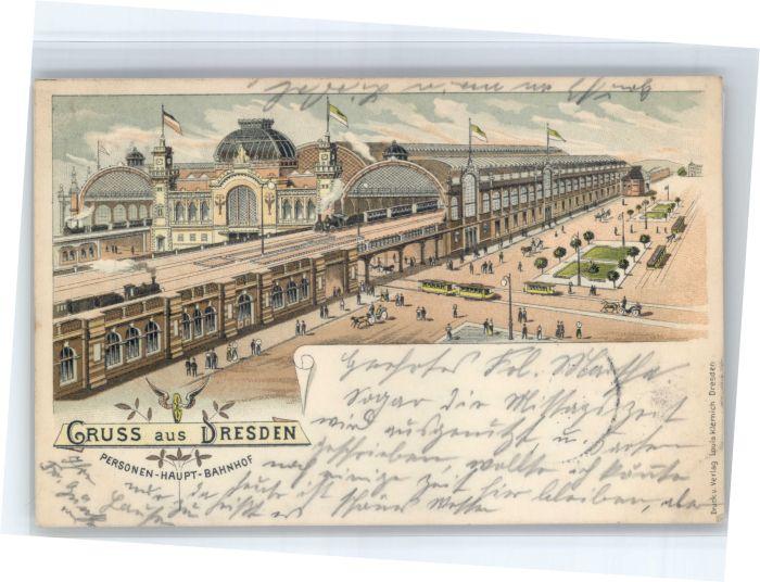 30740076 Dresden Dresden Bahnhof x Dresden Elbe Dresden