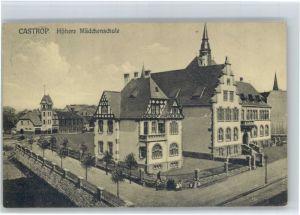 Castrop-Rauxel Castrop-Rauxel Schule x / Castrop-Rauxel /Recklinghausen LKR