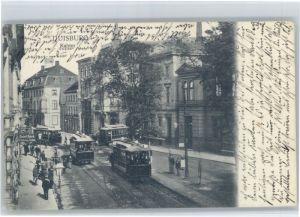 Duisburg Ruhr Duisburg Kuhtor Strassenbahn x / Duisburg /Duisburg Stadtkreis