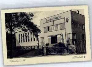 Glauchau Glauchau Turnhalle Turnerbund Glauchau x / Glauchau /Zwickau LKR