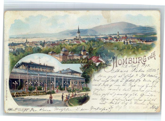Bad Homburg Bad Homburg  x / Bad Homburg v.d. Hoehe /Hochtaunuskreis LKR