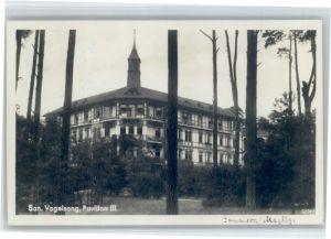 Gommern Gommern [Stempelabschlag] Sanatorium Vogelsang x / Gommern /Jerichower Land LKR