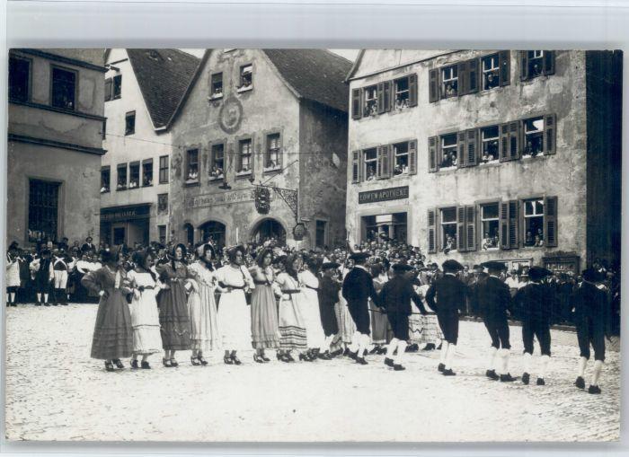 Rothenburg Tauber Rothenburg Tauber [handschriftlich]  * / Rothenburg ob der Tauber /Ansbach LKR