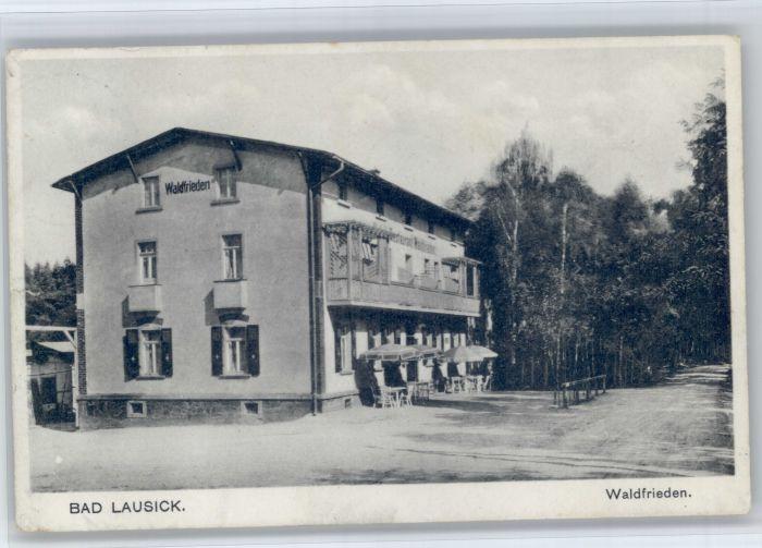 Bad Lausick Bad Lausick Waldfrieden x / Bad Lausick /Leipzig LKR