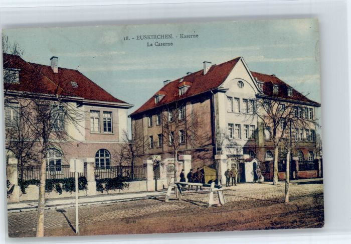 Euskirchen Euskirchen Kaserne * / Euskirchen /Euskirchen LKR