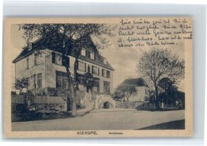 Kierspe Kierspe Amtshaus x / Kierspe /Maerkischer Kreis LKR