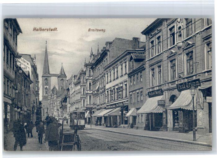 Halberstadt Halberstadt Breiteweg x / Halberstadt /Harz LKR