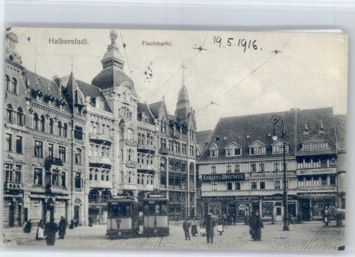 Halberstadt Halberstadt Fischmarkt x / Halberstadt /Harz LKR