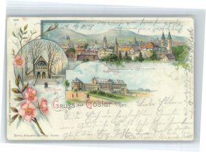 Goslar Goslar Domkapelle Kaiserhaus x / Goslar /Goslar LKR