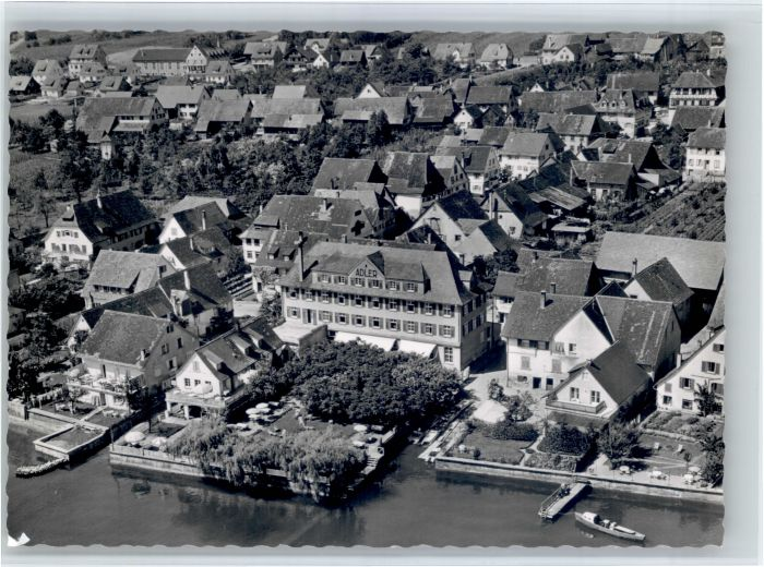 Hagnau Bodensee Hagnau Bodensee Fliegeraufnahme * / Hagnau am Bodensee /Bodenseekreis LKR