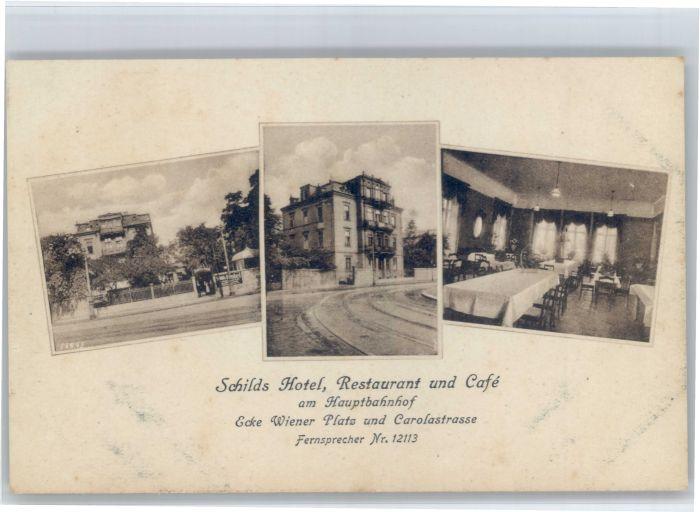 Berlin Berlin Schilds Hotel Restaurant Cafe * / Berlin /Berlin Stadtkreis