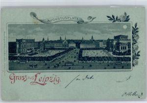 Leipzig Leipzig Augustusplatz x / Leipzig /Leipzig Stadtkreis
