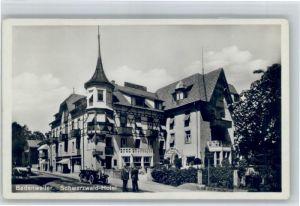 Badenweiler Badenweiler Schwarzwald Hotel  * / Badenweiler /Breisgau-Hochschwarzwald LKR