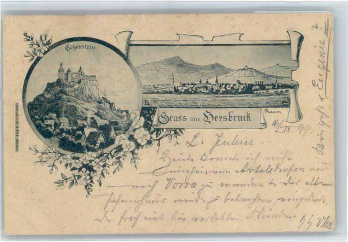 Hersbruck Hersbruck Hohenstein x / Hersbruck /Nuernberger Land LKR
