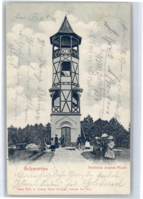 Bad Schwartau Bad Schwartau Friedrich August Warte x / Bad Schwartau /Ostholstein LKR