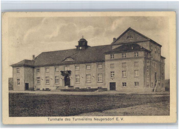 Neugersdorf Sachsen Neugersdorf Sachsen Turnhalle x / Neugersdorf Sachsen /Goerlitz LKR