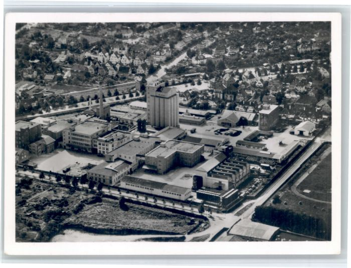 Heilbronn Neckar Heilbronn Werksanlagen Knorr Fliegeraufnahme  * / Heilbronn /Heilbronn LKR
