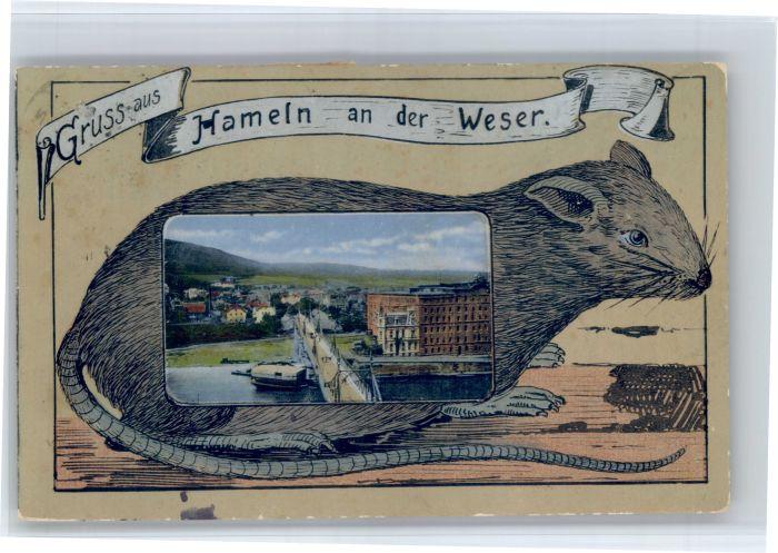Hameln Hameln Ratte x / Hameln /Hameln-Pyrmont LKR