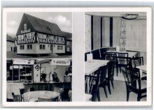 Burbach Burbach Gasthof Jaegerhaus * / Burbach /Siegen-Wittgenstein LKR